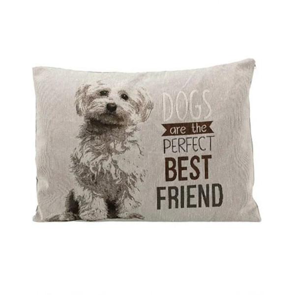 """Trixie Лежак """"Chipo"""" з мальтійською болонкою, для собак і кішок фото"""