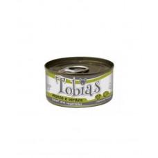 Tobias Для взрослых собак с говядиной и овощами фото