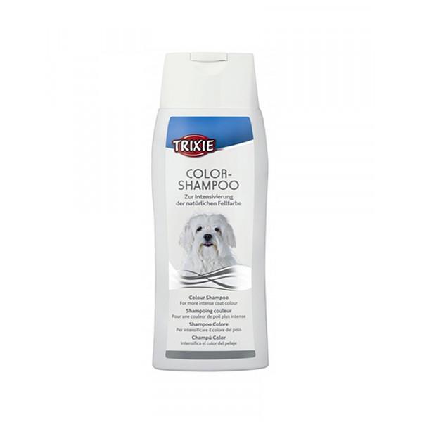 Trixie Шампунь для светлых и белых собак фото