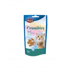 Trixie Crumbies подушечки для котов фото