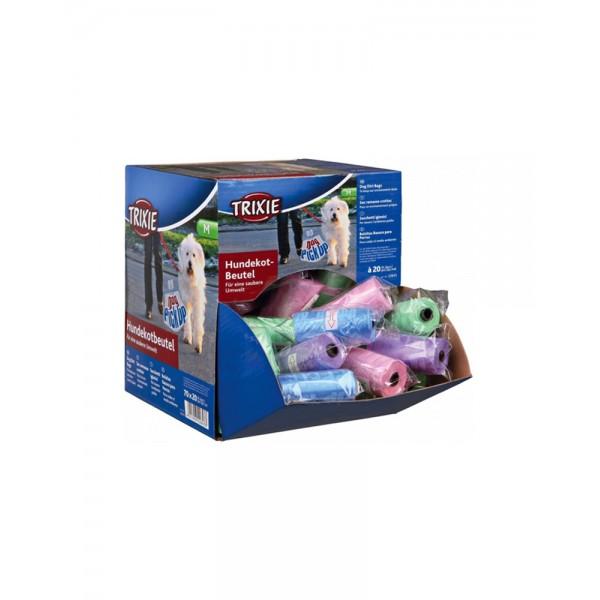 Пакеты для уборки Trixie (1 рулон 20 шт) фото