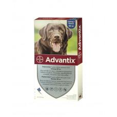 Bayer Advantix краплі від бліх і кліщів д/соб. більше 25 кг. фото