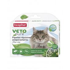 Биокапли Beaphar VETO pure для котов и котят фото
