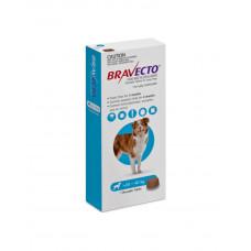 Bravecto (Бравекто) д/соб. (20-40кг) таблетки від бліх і кліщів фото