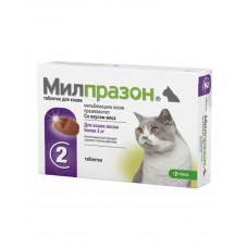 Милпразон антигельминтное средство для кошек весом более 2 кг фото