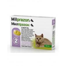 Милпразон антигельминтное средство для котят и кошек весом до 2 кг фото