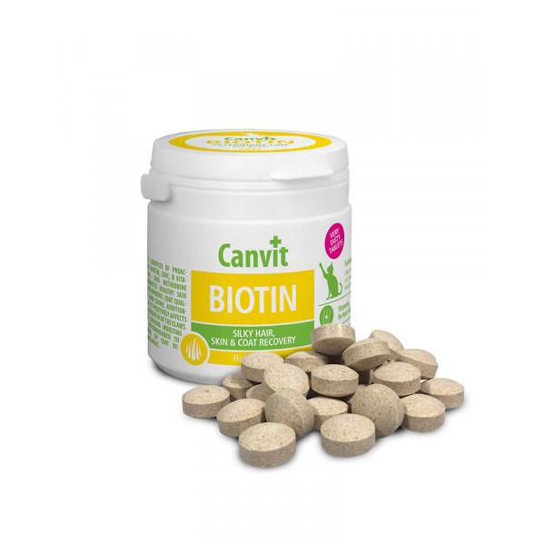 Canvit Biotin для котов фото