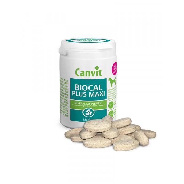 Канва (Canvit) Biocal Plus Maxi для собак (76 табл.) фото