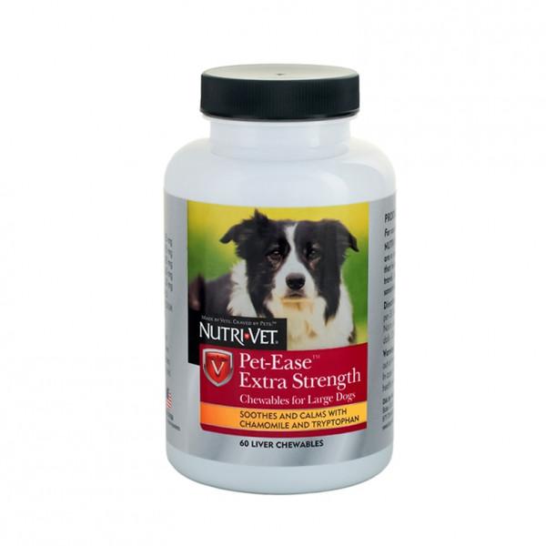 Nutri-Vet Pet-Ease Extra Strength для собак фото