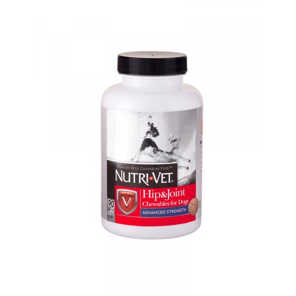 Nutri-Vet Hip&Joint Advanced для собак фото