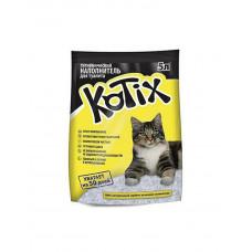Kotix Силікагелевий наповнювач для котячого туалету фото