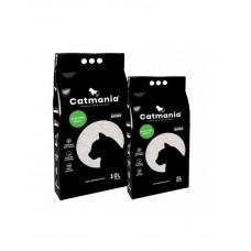 Catmania Бентонітовий наповнювач із запахом алое вера, зелені гранули фото