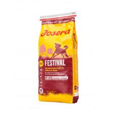 Josera Festival Корм для вибагливих собак з лососем фото