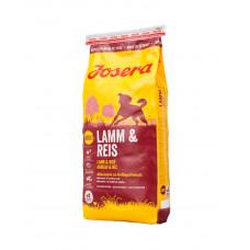 Josera Lamb & Rice корм для собак з ягням фото