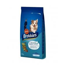 Brekkies Dog Fish для собак всіх порід з лососем фото